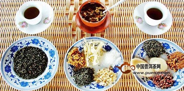 """少数民族饮茶习俗探源:白族的""""三道茶"""""""