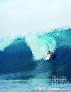 杰里米。弗洛雷斯——小个子的夏威夷冲浪冠军