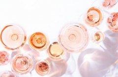 桃红葡萄酒的四种酿造方法