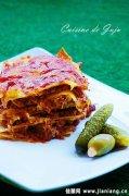 意式美食——意大利千层面