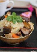 鲜美素杂锦:减肥瘦身菜