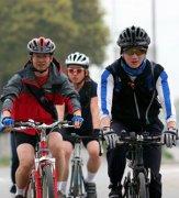 多骑自行车有益心肺功能 骑自行车的6个注意事项