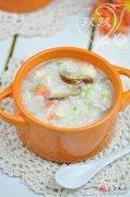 香菇鸡肉粥:节后调理肠胃更健康