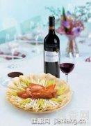 葡萄酒配中餐的禁忌