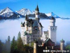走近童话天堂 欣赏世界10大最美城堡