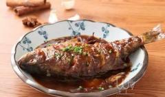 家常红烧鱼如何与葡萄酒搭配?