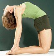 经期减肥怎么做瑜伽?