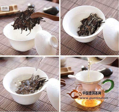 最适合冲泡白茶的茶具