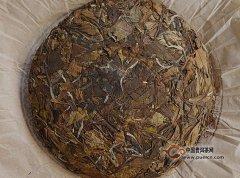老白茶保存方法
