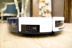 ILIFE智意X785扫地机器人:APP智控管理,扫拖二合一