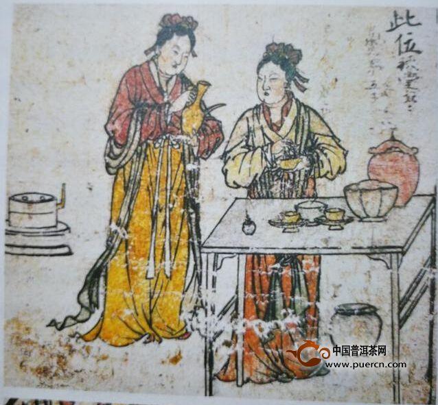 【茶友聊茶】喝茶方式的历史演变