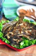 春季烤美食——香烤多宝鱼
