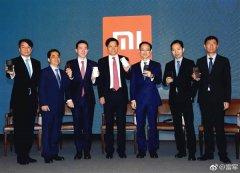 八卦:小米公司七大高管用啥手机?