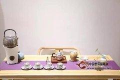 「银壶客」3分钟教会你简单的茶席布置。