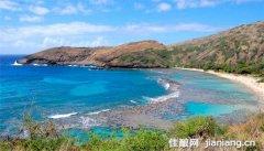 环游鸥胡岛 体验夏威夷浪漫风情