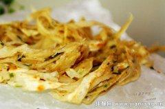 酥香千层饼