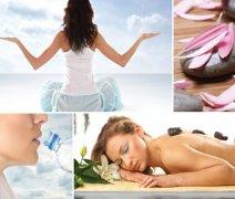四种常见的SPA按摩的美容功效介绍