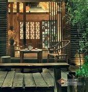 我想有个小院子,安心喝茶,赏玩石头