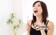 经常喝茶牙齿有茶垢发黄怎么办?