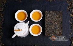 安化黑茶饮用方法