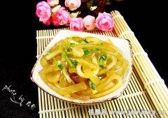 香葱炝土豆粉