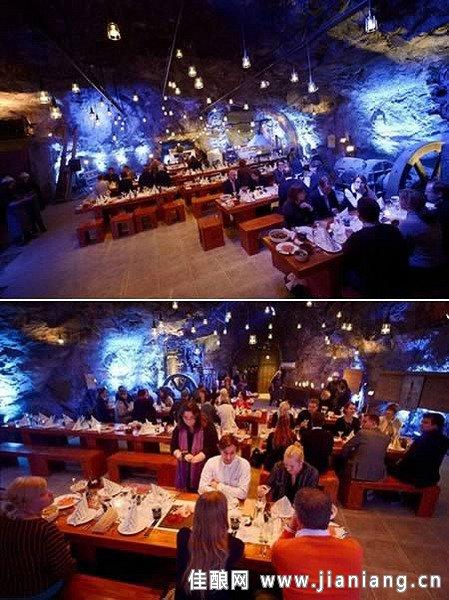 全球10大最惊奇刺激的餐厅