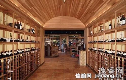 红酒银行:专业为红酒服务的机构