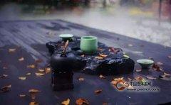 下雨天,给自己一盏茶的时间