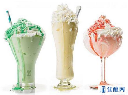 葡萄酒冰淇淋!好美味!