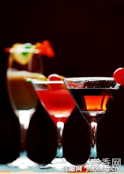 8款专属女人的浪漫鸡尾酒