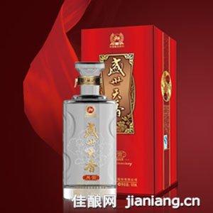 """盛世天香酒:中国高档白酒""""浓头酱尾""""的典范"""