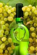 华盛顿州的白葡萄酒