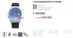土豪的世界屌丝不懂,有土豪花8643000元在京东买了瓶