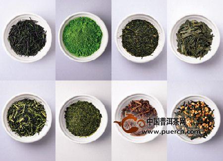 你知道中国绿茶和日本绿茶的区别吗