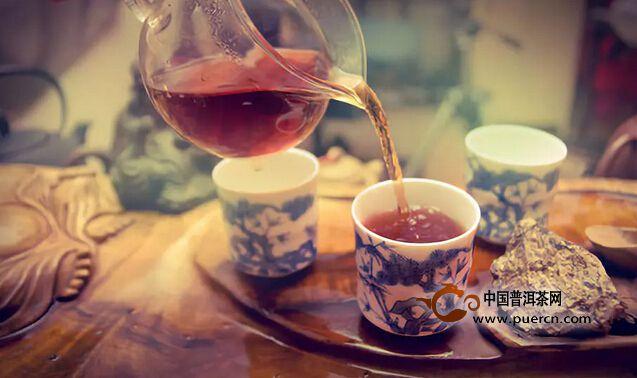 黑茶的花式泡饮方法