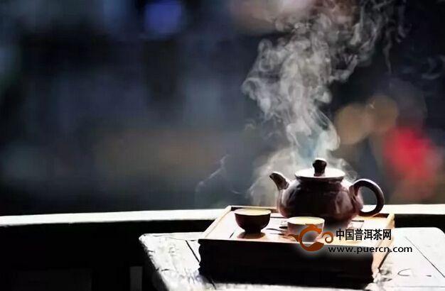 茶是一种情调, 更是一种欲语还休的沉默