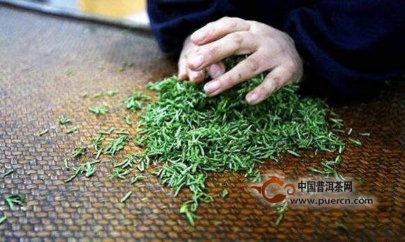 高桥银峰制茶工艺