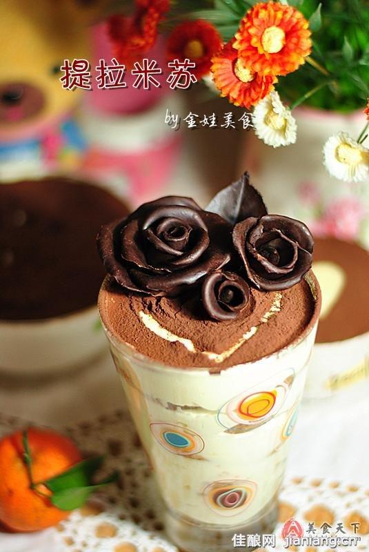 提拉米苏:意大利甜点的代表