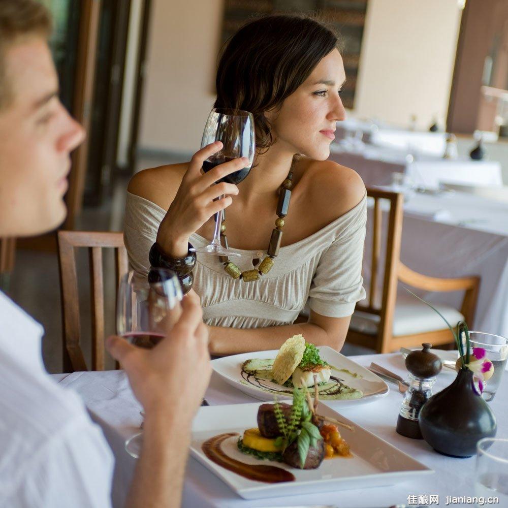 敏感的舌头需要不同的酒杯,葡萄酒,红酒,酒圈网