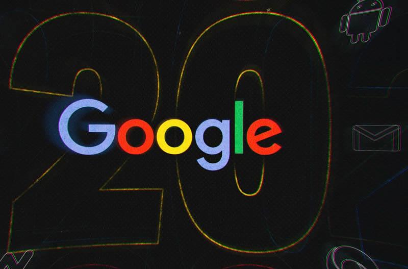 Google20岁了不在是当初那个goole,百度仍然还是那个度娘 IT业界 第1张