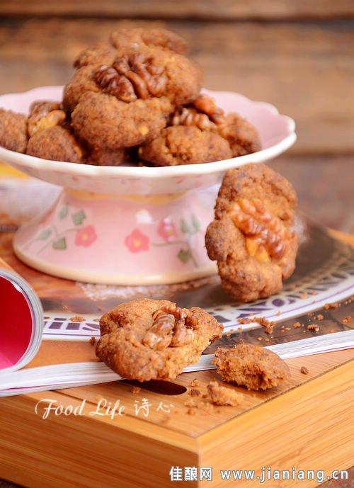 营养小甜点——核桃酥