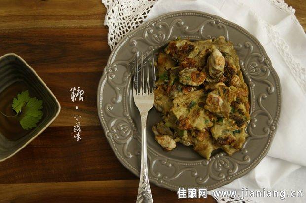 经典潮汕美食——潮汕蚝烙