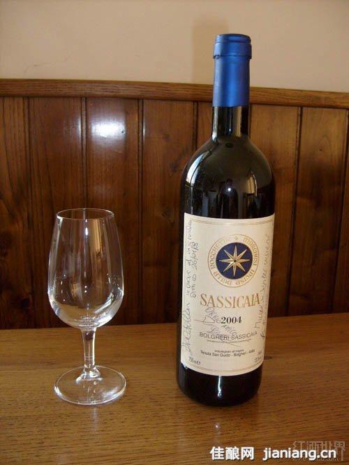 西施佳雅:第一款用橡木桶陈年的意大利葡萄酒