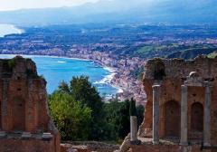西西里岛的美景和美酒传说