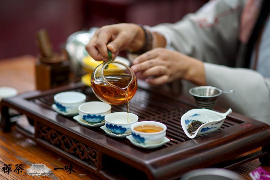 茶的境界 喝茶的时候专心的喝茶,活在当下