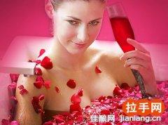 红酒浴:泡出来的美容与健康