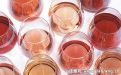 桃红葡萄酒的5个营养价值真相