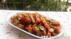 酸甜茄汁藕条