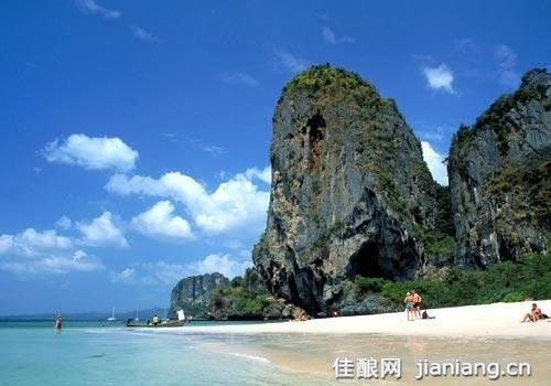 泰国3个美丽海岛尝鲜游
