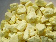 硫磺外用可解毒杀虫 使用硫磺的危害性